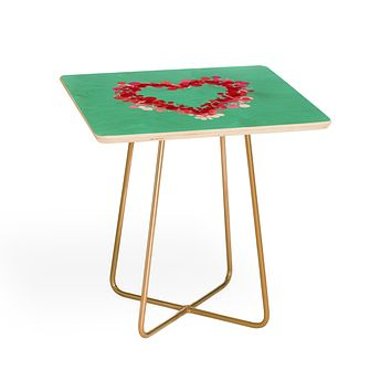 Lisa Argyropoulos Be Still My Heart Side Table