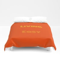 Back to basics Duvet Cover by anipani