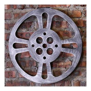 Industrial Style Gear Wall Haning Decoration    F